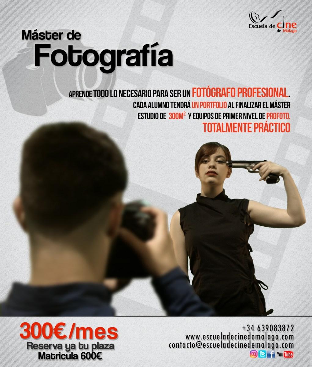 Master de Fotografía en Málaga