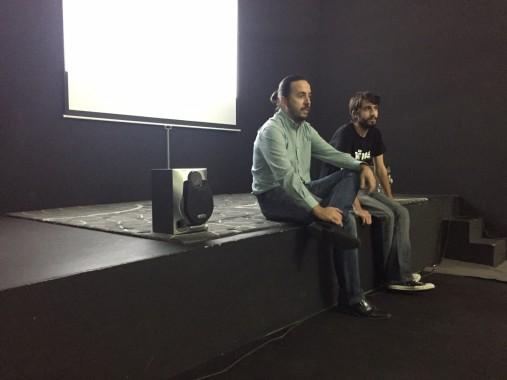 proyeccion cortometrajes escuela cine malaga fjarranz