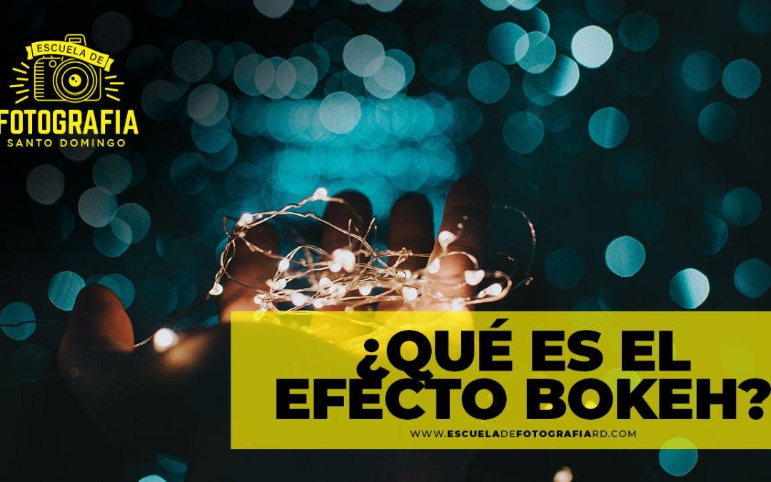 Qué es el efecto Bokeh