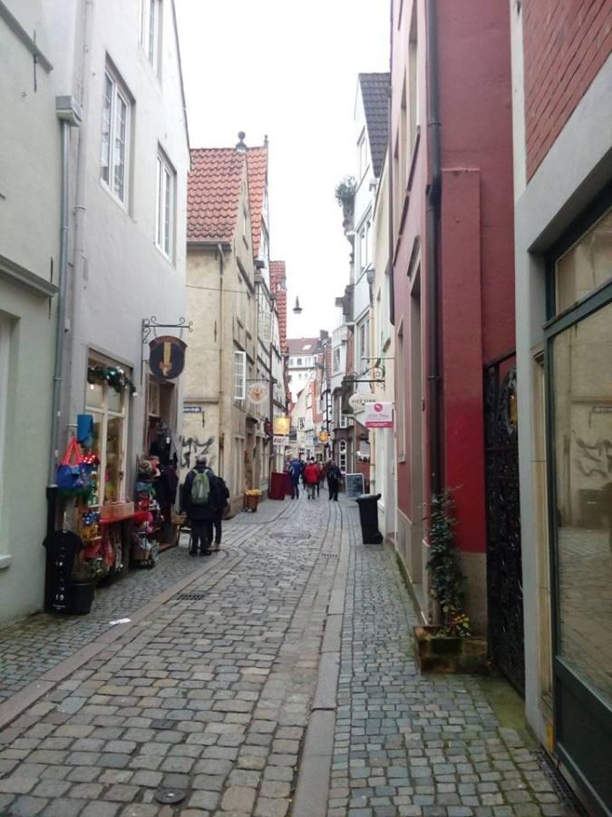 barrio pesquero de Bremen