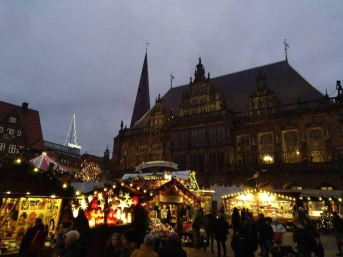 mercadillo de Bremen