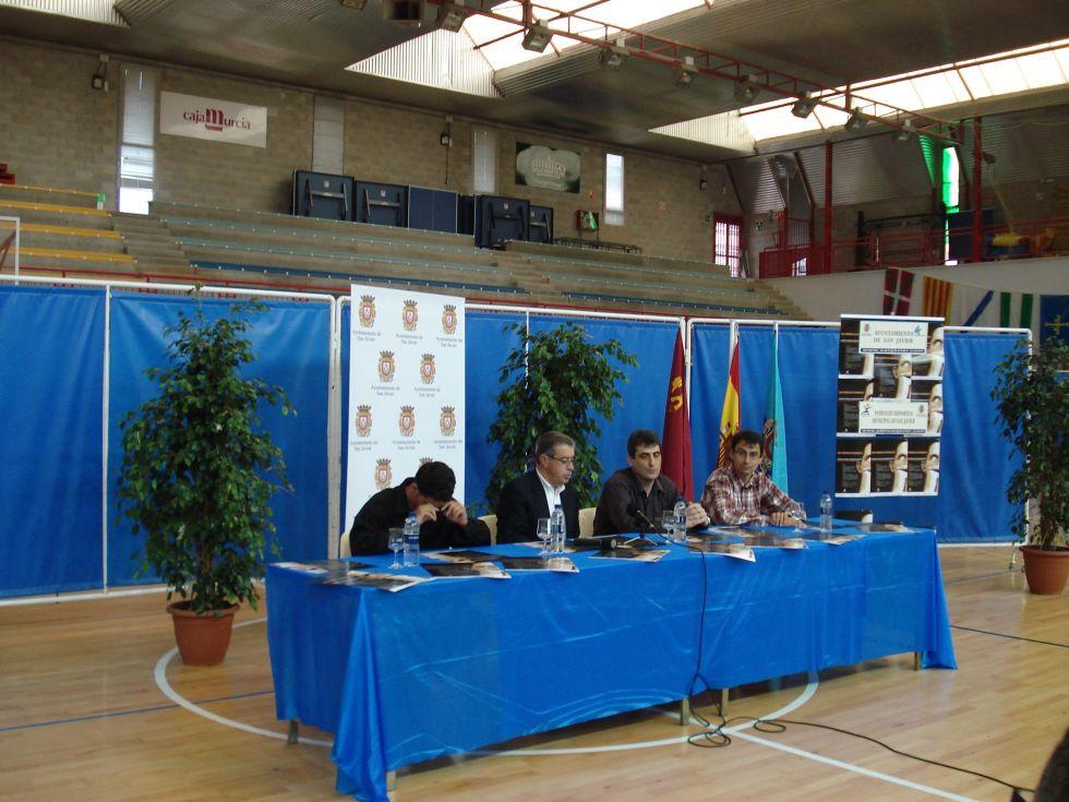 Presentación campeonato San Javier
