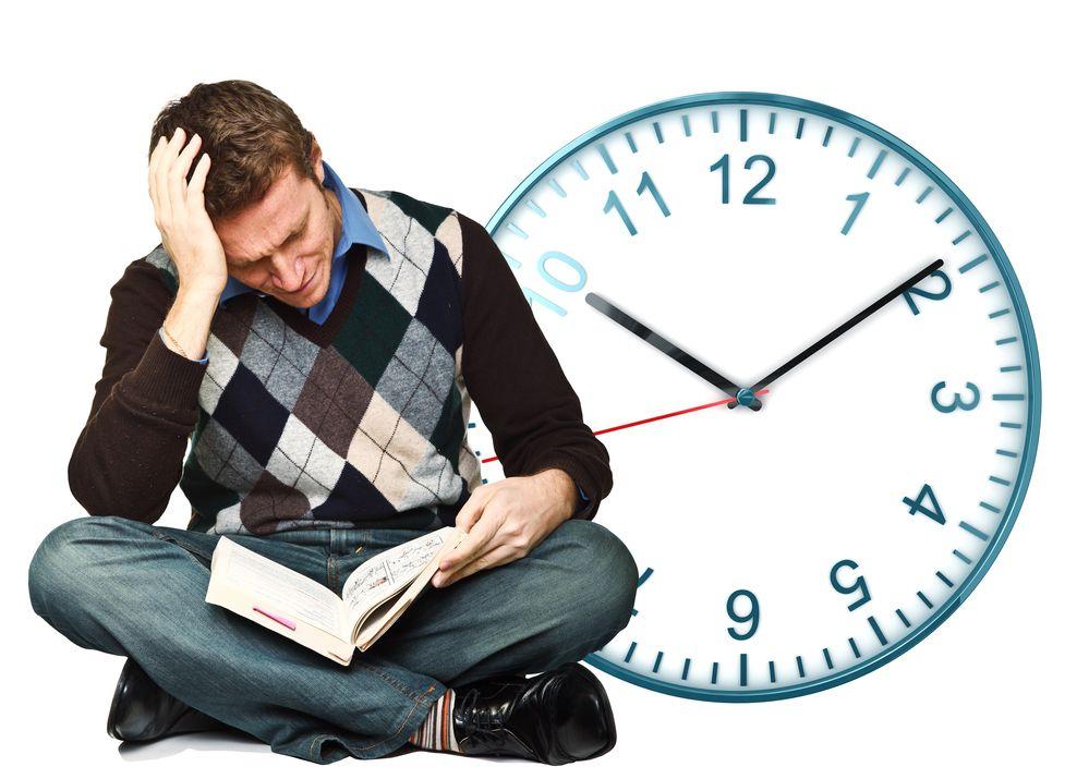 ¿Cuánto tiempo estudiar?