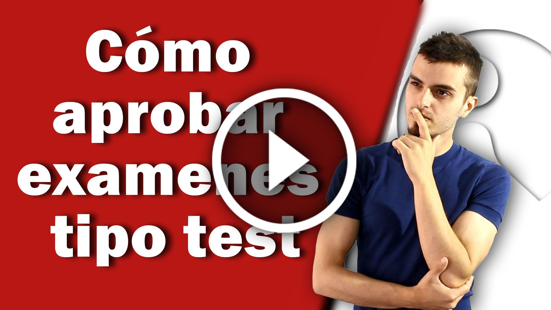 como-aprobar un examen tipo test