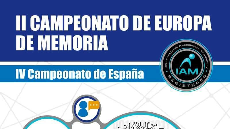 Entrevista a Javier Moreno próximo campeonato de memoria