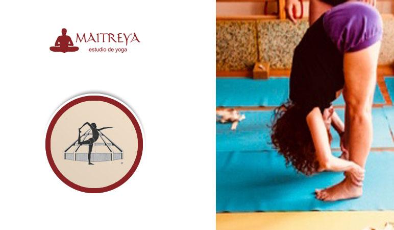 Taller Yoga Iyengar Estiramientos hacia delante