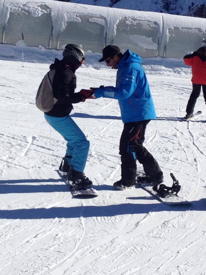 Resultado de imagen de profesor particular de snow