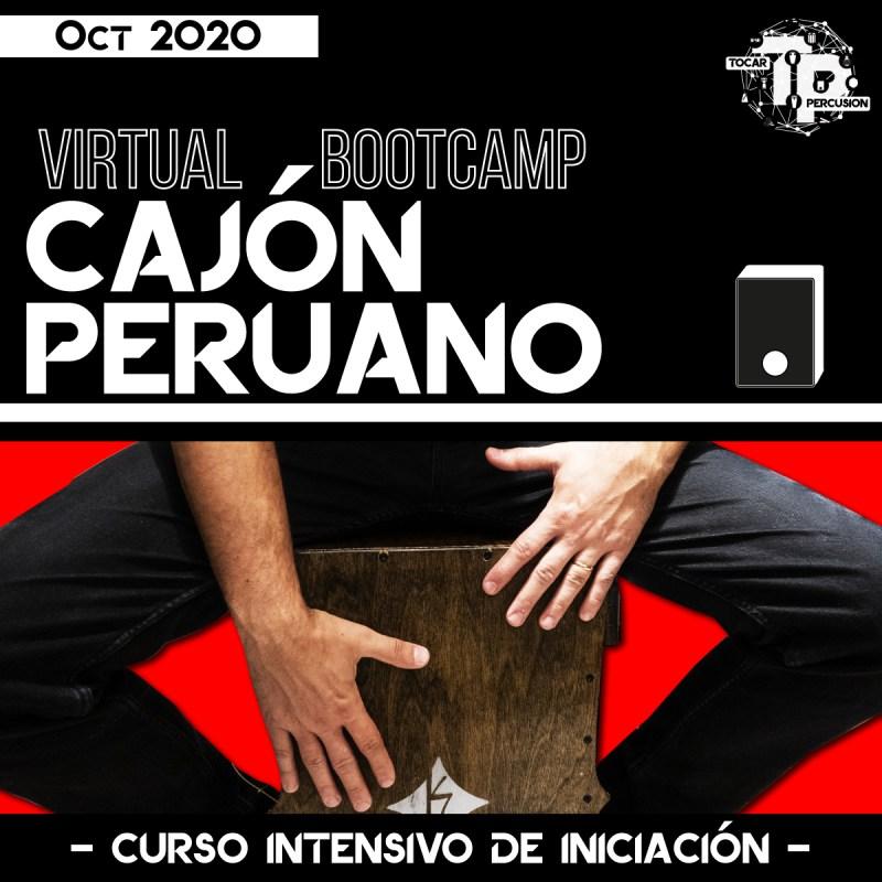 Tocar-Percusion-Escuela-Online-Bootcamp-Cajon-Peruano-1