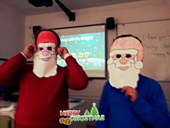 Christmas time at EIAV