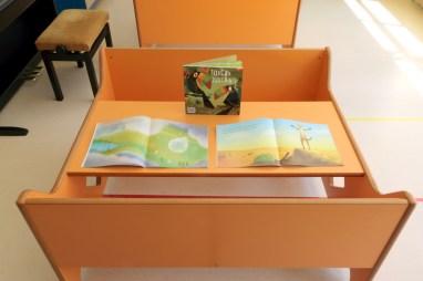 Cuentos en inglés en la Escuela Infantil Booma