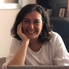 Ana González Duque autora de Leyendas de la Tierra Límite