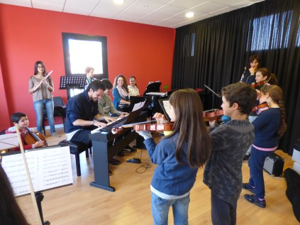 Escuela Musikum - Ensayos III Concierto Atrevimiento (8)