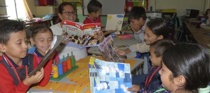 Proyecto 'Escuela Nueva Activa', una experiencia educativa que cambió la forma de aprender en el sector rural