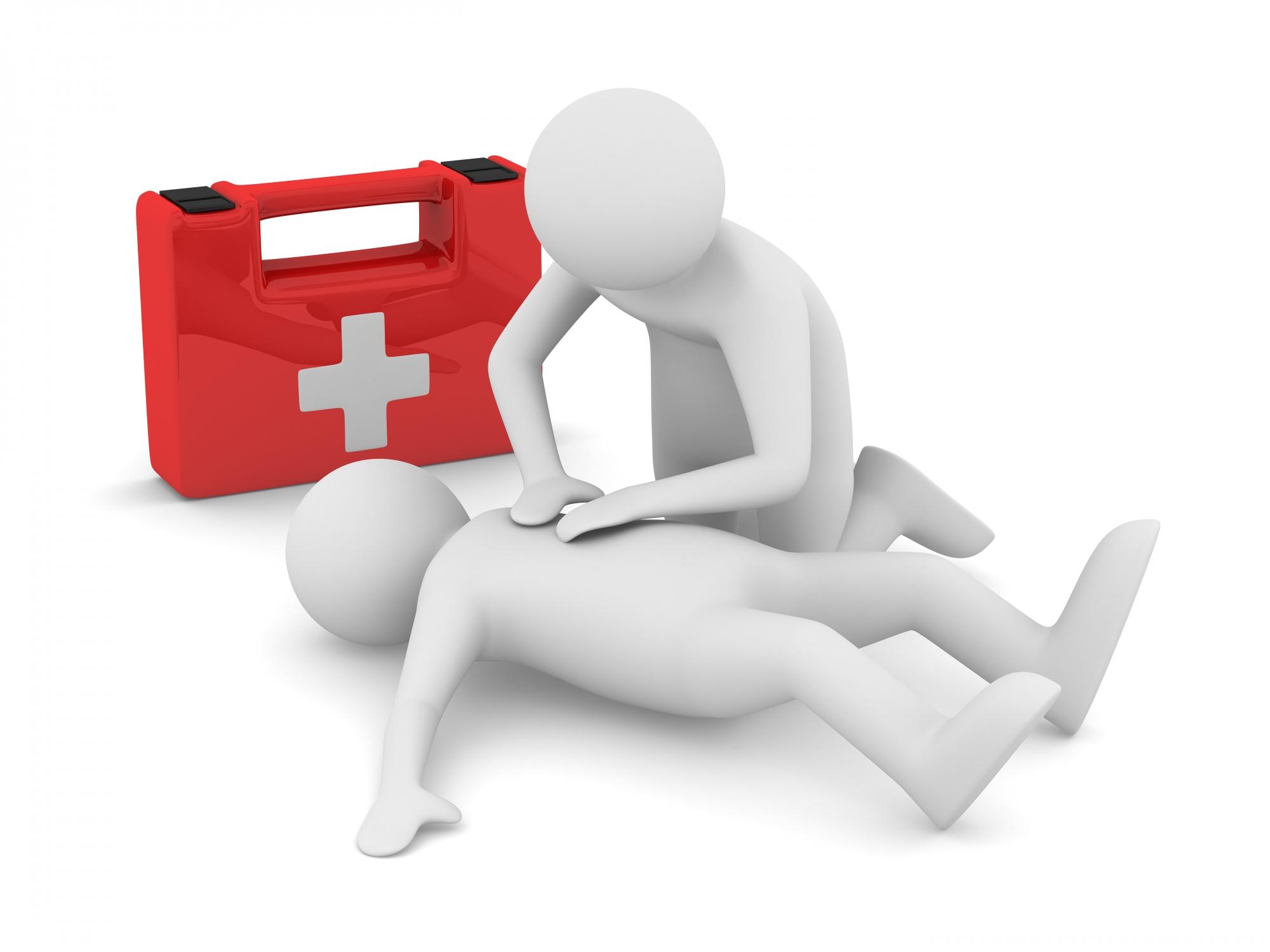 monitores de ocio, primeros auxilios