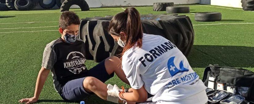 Próximo Curso en Alcoy, Primeros Auxilios en el deporte