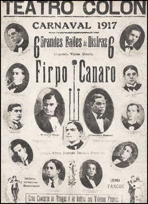 Firpo-Canaro carnaval 1917