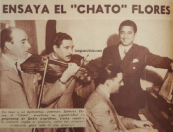 Escuela de Tango de Buenos Aires - classes - Marcelo Solis