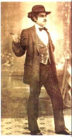 Eduardo Arolas. History of Tango by Marcelo Solis. Escuela de Tango de Buenos Aires.