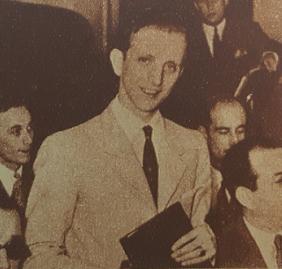 Alberto Amor. Argentine music at Escuela de Tango de Buenos Aires.