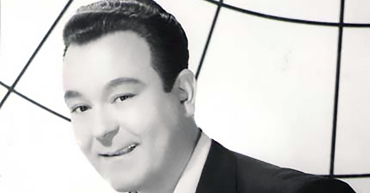 Alberto Castillo, Argentine Tango singer.