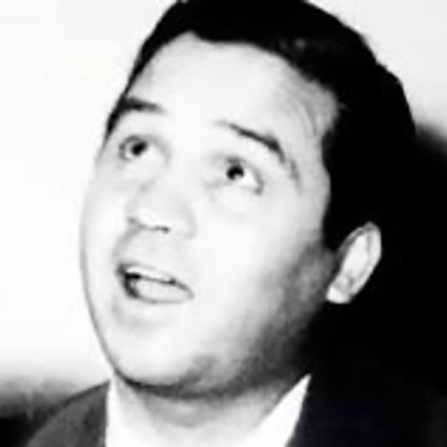 Alberto Marino, Argentine Tango singer.