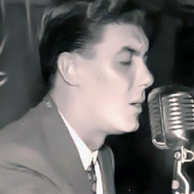 Alberto Morán, Argentine Tango singer.