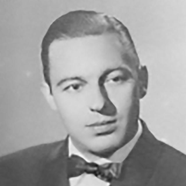 Alfredo Malerba, Argentine Tango musician and composer.