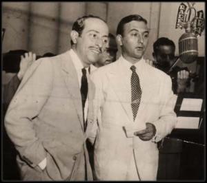 Ángel D'Agostino with Ángel Vargas. Argentine music at Escuela de Tango de Buenos Aires.