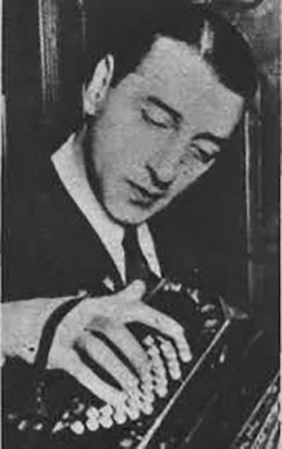 Anselmo Aieta | Bandoneonista, compositor y director | (5 noviembre 1896 - 25 septiembre 1964) | History of Tango | Music