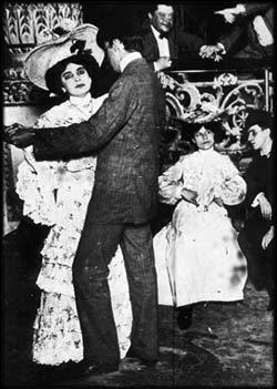 Argentine Tango History - The first dancers