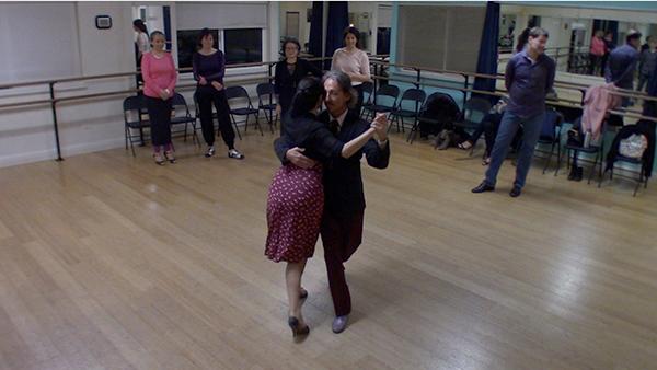 Argentine Tango intermediate class with Miranda_ milonga traspie