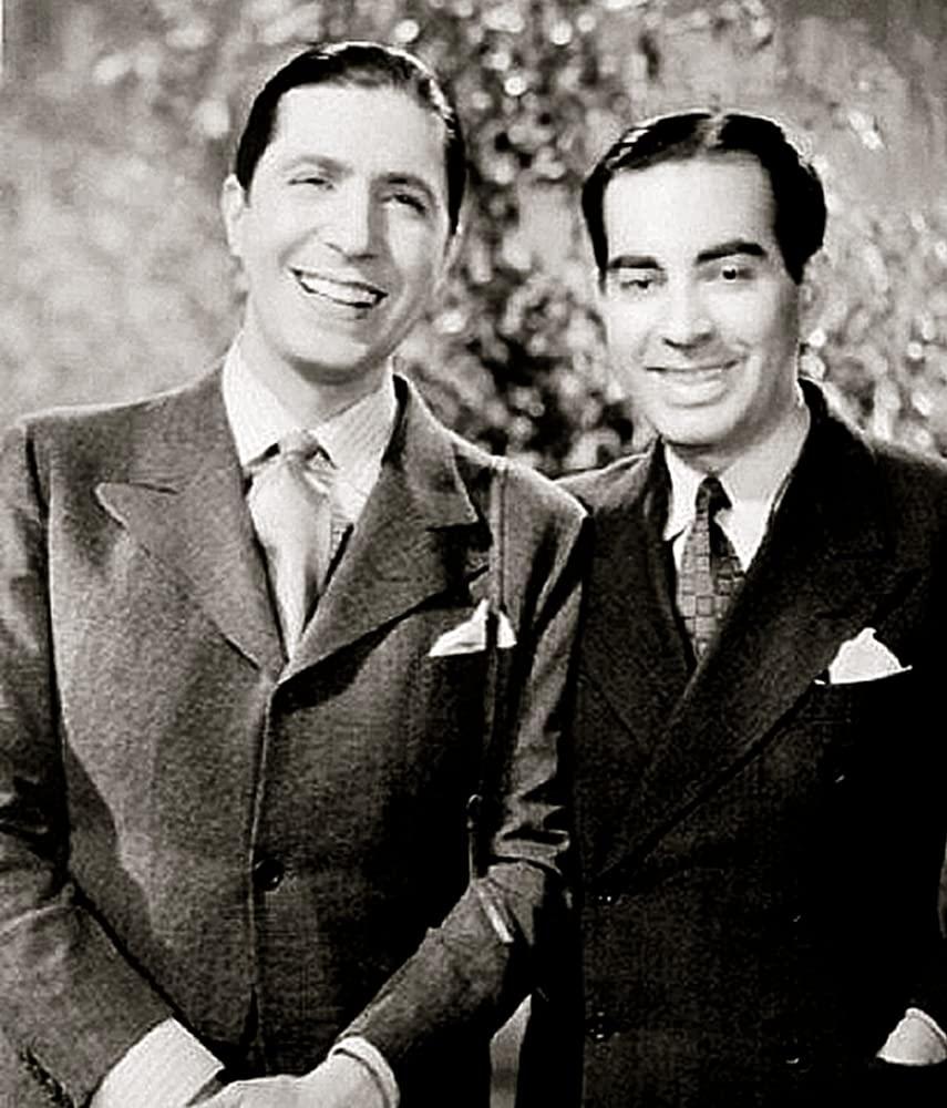 Carlos Gardel & Alfredo Lepera, Argentine Tango music.