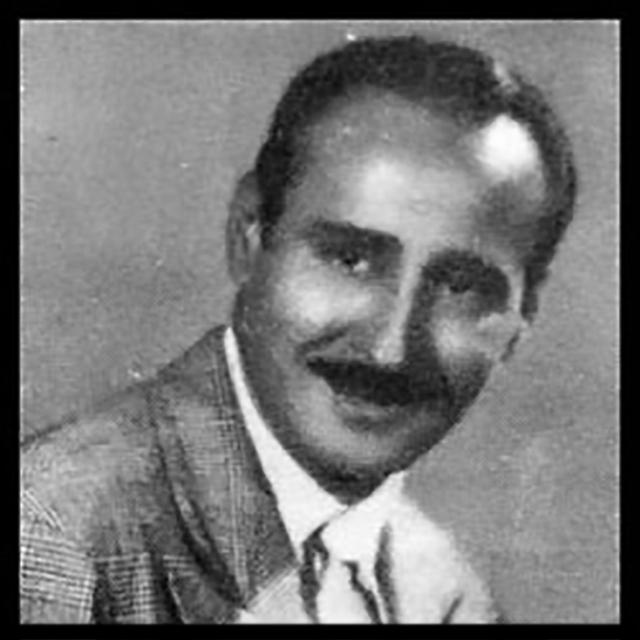 Carlos Parodi, Argentine Tango musician and composer.