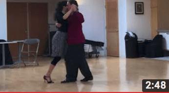 Dancing with Miranda. Escuela de Tango de Buenos Aires - Marcelo Solis