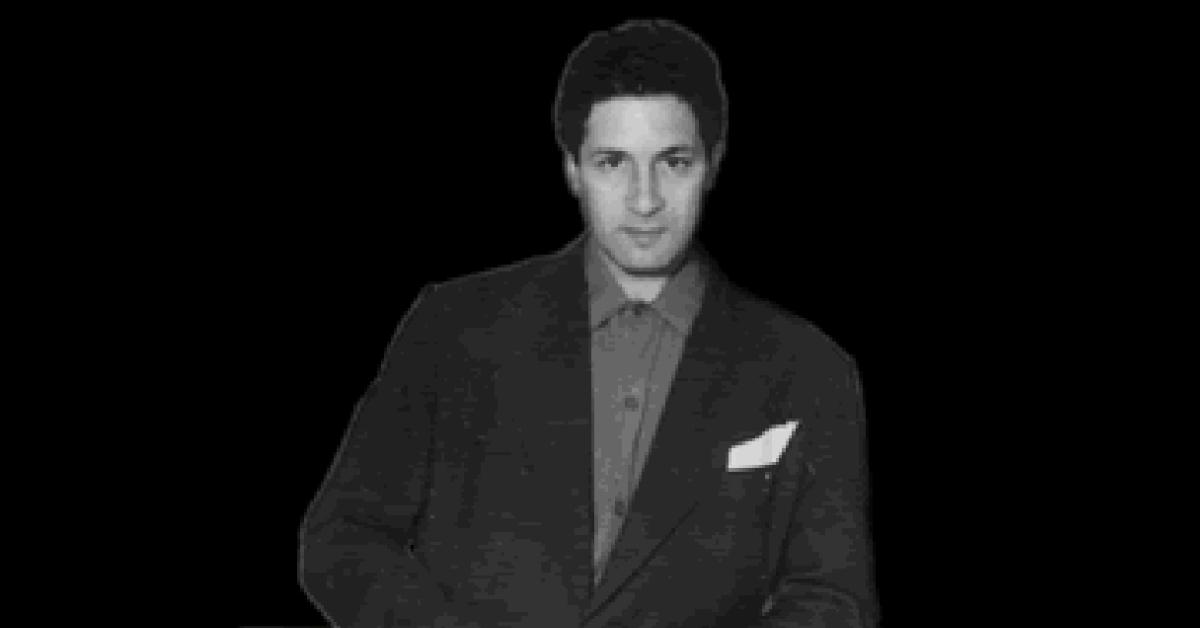 Eduardo Del Piano, Argentine Tango musician, leader and composer.