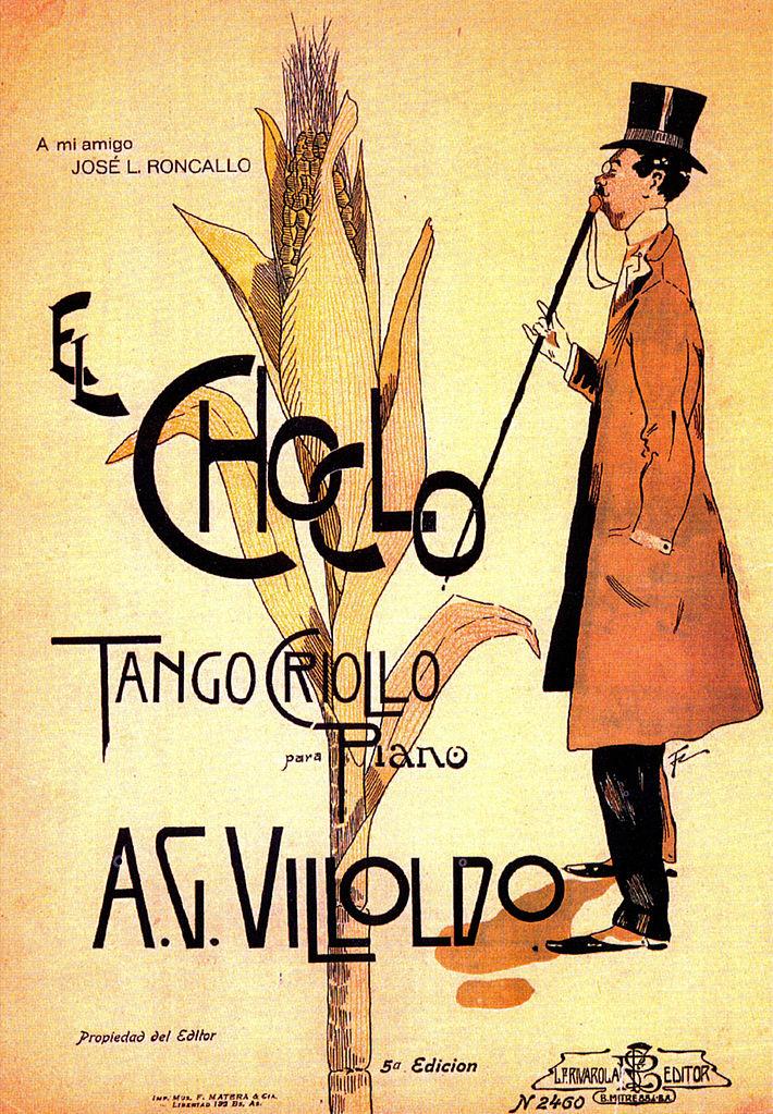 """""""El choclo"""". Argentine Music at Escuela de Buenos Aiires."""
