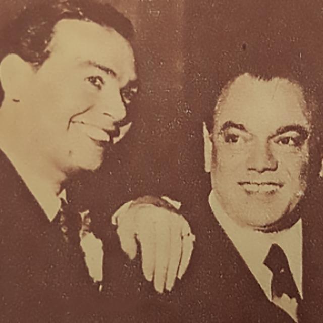 Ernesto Famá & Francisco Canaro, Argentine Tango music.