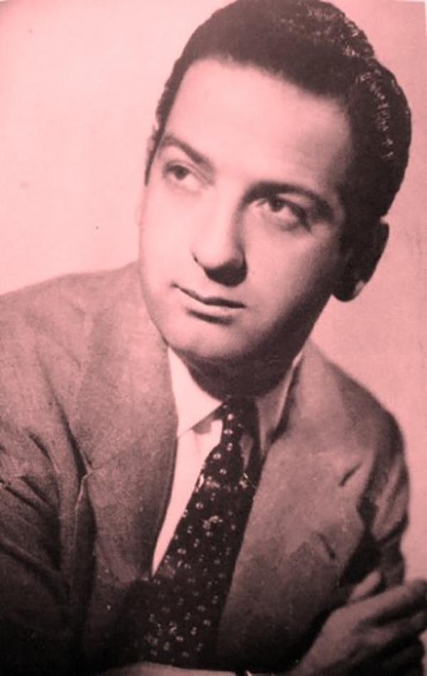 Floreal Ruiz, Argentine Tango great singer.