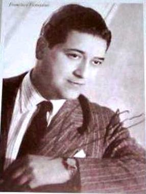 Francisco Fiorentino. Argentine music at Escuela de Tango de Buenos Aires
