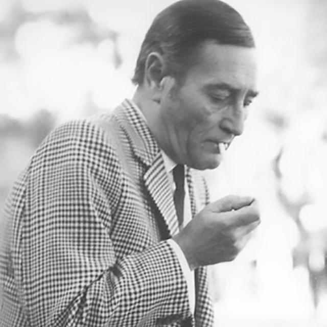 Homero Expósito, Argentine Tango poet and lyricist.