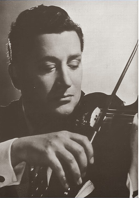 Hugo Baralis, a remarkable musician of Argentine Tango Golden Era.