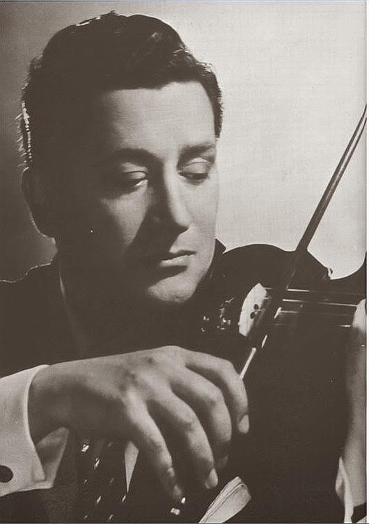 Hugo Baralis, a remarkable musician of Argentine Tango Golden Era.