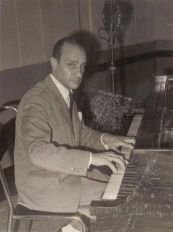 Luis Visca. Argentine music at Escuela de Tango de Buenos Aires.