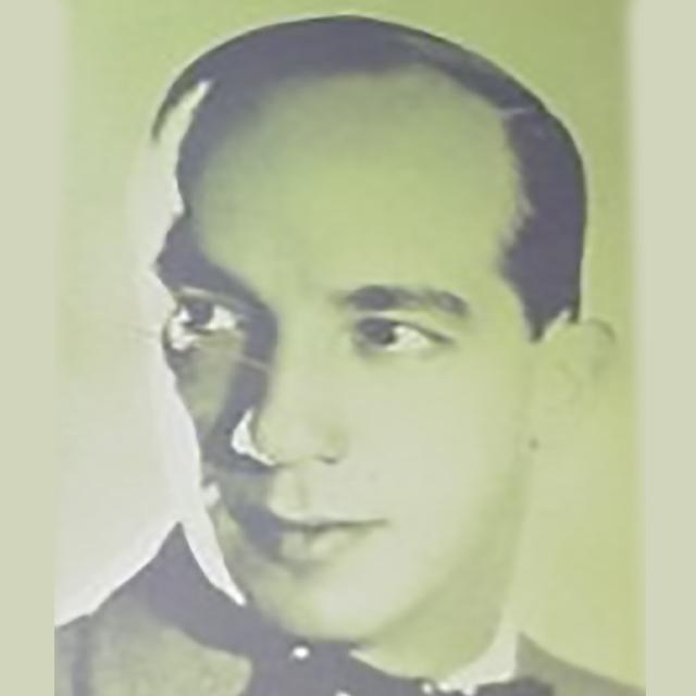 Miguel Bucino, Argentine Tango dancer, musician and composer.