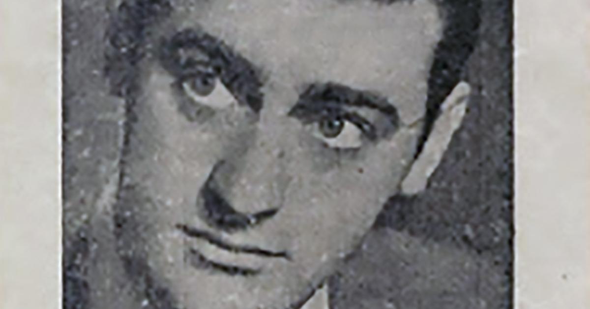 Orlando Medina, Argentine Tango singer.