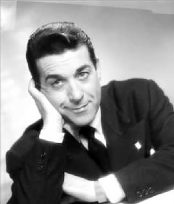 Rafael Canaro, Argentine Tango musician, leads and composer.