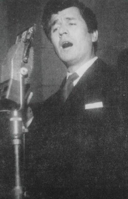 Raúl Berón. Argentine music at Escuela de Tango de Buenos Aires.