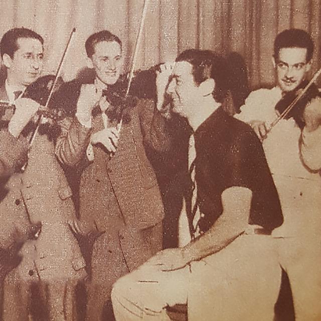 Roberto Flores, Argentine Tango singer.
