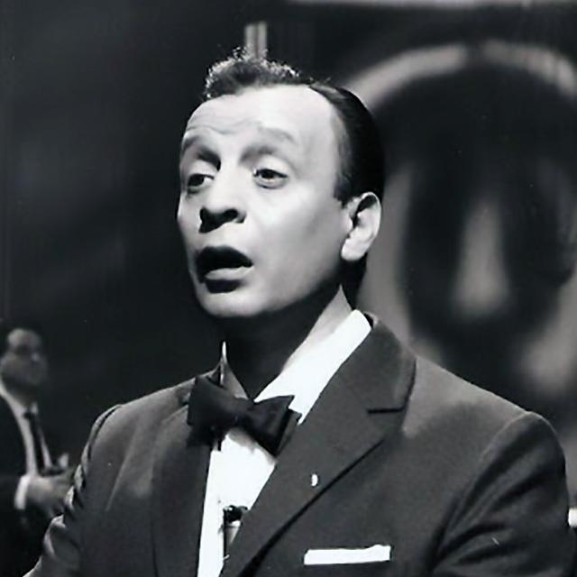 Roberto Rufino, Argentine Tango singer and composer.