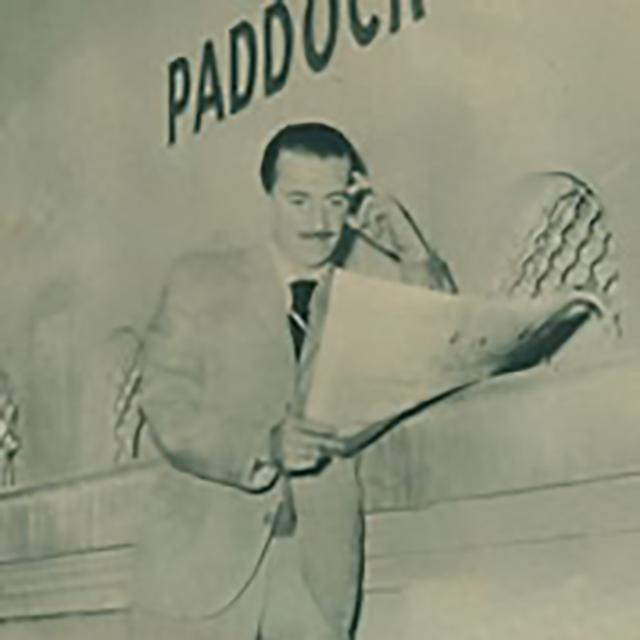 Rodolfo Biagi, Argentine Tango musician, leader and composer.